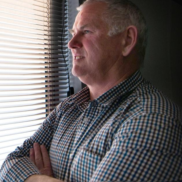 Retired Detective Sergeant Derek Shaw remains haunted by  Mr Bates' disappearance. PHOTO: SHANNON...