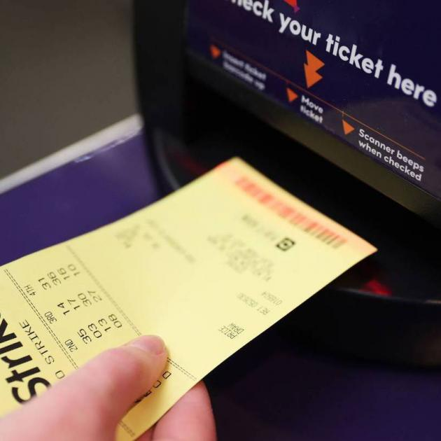 The person in Ashburton has won $5.3m after buying their ticket online. Photo: Michael Bradley