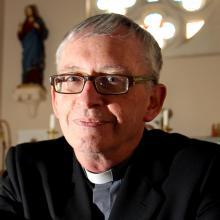 Bishop of Auckland Patrick Dunn. Photo: NZ Herald