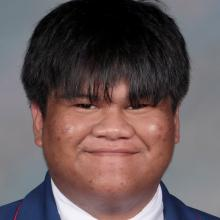 JB ACUNA, Year 11, St Peter's College.