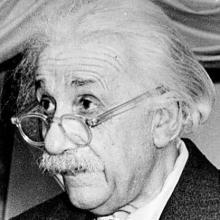 Albert Einstein. Photo: Getty Images