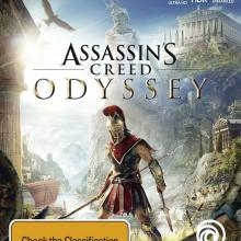 Cover of Assassin's Creed: Origins. Photo: Supplied