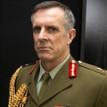 Lt-gen Tim Keating. Photo: ODT files