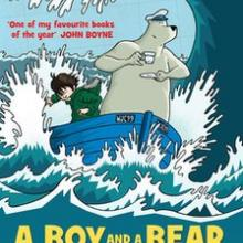 A Boy and a Bear in a Boat<br><b>Dave Shelton</b><br><i>David Fickling Books</i>