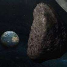 Click here to watch the foundation's asteroid video