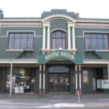 THE MAYFAIR   THEATRE: The home of Opera Otago is one of our best-patronised theatres   and is also used by the Really Authentic Gilbert and Sullivan   Performance Trust and local and touring groups.  A 2008 Octa report   showed it was in use for 170 days
