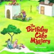 THE BIRTHDAY CAKE MYSTERY <br><b>The Tjong-Khing</b><br><i>Gecko Press</i>