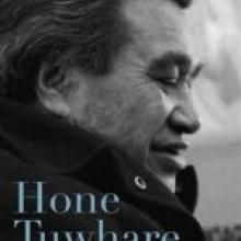 SMALL HOLES IN THE SILENCE<br>COLLECTED WORKS<br><b>Hone Tuwhare</b><br><i>Godwit</i>