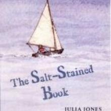 THE SALT-STAINED BOOK:<br>Book 1 of the Strong Winds trilogy<br><b>Julia Jones</b><br><i>Golden Duck</i>