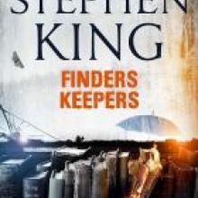 FINDERS KEEPER<br><b>Stephen King</b><br><i>Hachette</i>