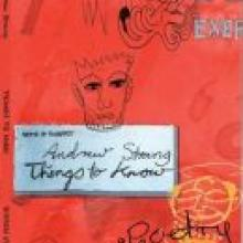 THINGS TO KNOW<br><b>Andrew Strang</b><br><i>Sudden Valley Press</i><br>