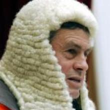 Justice Lester Chisholm