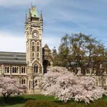 The University of Otago is in contact with the police.