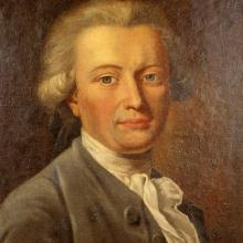Georg Forster. Photo: Wikipedia