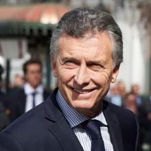 Mauricio Macri. Photo: Getty