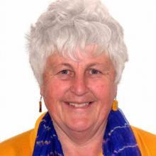Judith Borrie-Stevenson