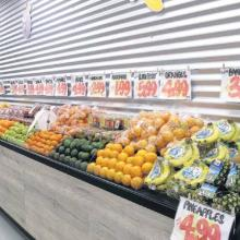 Mosgiel Garden Fresh is a family-operated stand-alone outlet.