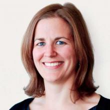WELLBEING: Canterbury University's Dr Kate Prendergast is conducting a study in Christchurch...