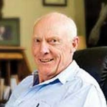 Dr Russ Ballard. Photo: Massey