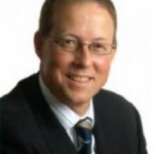 Otago Innovation chief executive Colin Dawson.