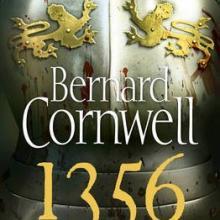 1356<br><b>Bernard Cornwell</b><br><i>HarperCollins