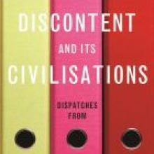 DISCONTENT AND ITS CIVILISATIONS<br><b>Moshin Hamid</b><br><i>Hamish Hamilton/Penguin</i>