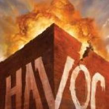 HAVOC<br><b>Jane Higgins</b><br><i>Text Publishing</i>