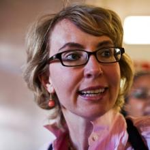 Gabrielle Giffords. Photo Reuters