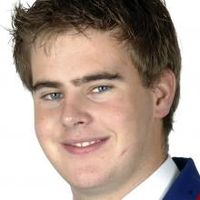 Chris Gourlay.