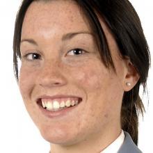 Rebecca Grant.