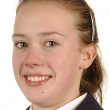 Samantha Pollock (nee Robertson).
