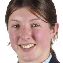 Sarah Peters (nee Roulston).