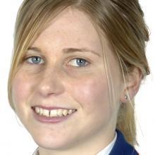 Katherine Sinclair.