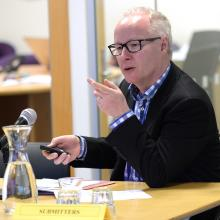 University of Otago planner and policy adviser Murray Brass expressed some concerns about...