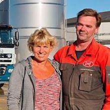 Wilma and Aad van Leeuwen.  Photo: supplied.