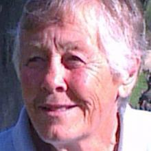 Helen Brookes.