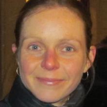 Sarah Chisnall.