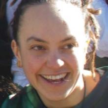 Laura O'Connell-Rapira.