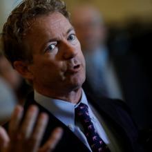US Senator Rand Paul. Photo: Reuters