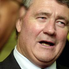 Former Deputy Prime Minister Jim Anderton is being farewelled today at a Requiem Mass at Sacred...