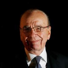 Rupert Murdoch. Photo Reuters