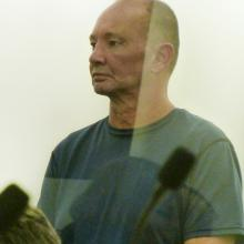 Shane Waller (48) was jailed for seven months for threatening to slit his neighbour's throat....