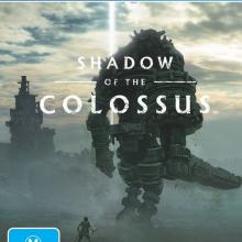 Shadow of the Colossus cover. Photo: supplied