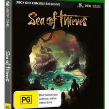'Sea of Thieves' cover. Photo: supplied
