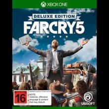 Far Cry 5 cover. Photo: supplied
