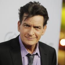 Charlie Sheen. Photo: Reuters