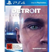 Detroit: Become Human cover. Photo: supplied
