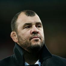 Michael Cheika. Photo: Getty Images