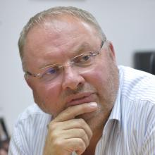 Chairman of Dunedin City Treasury Graham Crombie