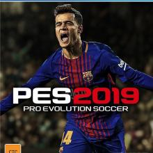 Cover of PES 2019. Photo: Supplied